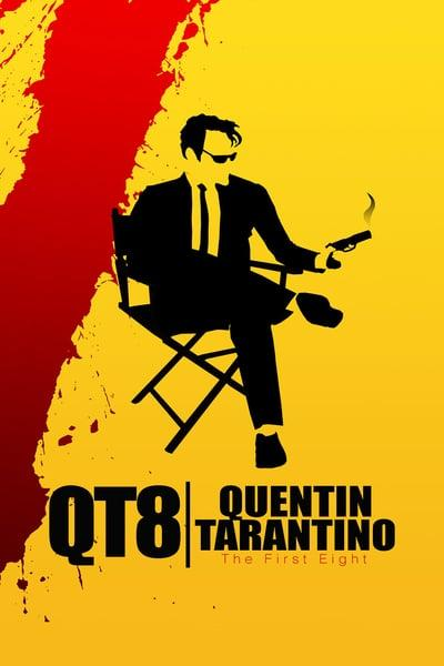 QT8 Quentin Tarantino The First Eight 2019 DOC iTALiAN 1080p WEB x264-MeM
