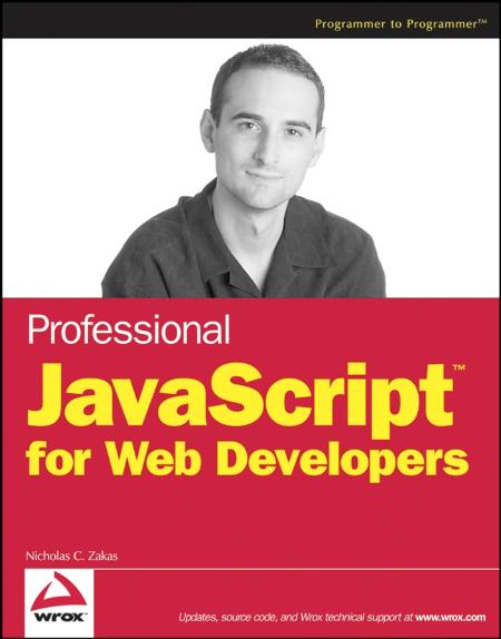 Professional Javascript for Web Developers 2005