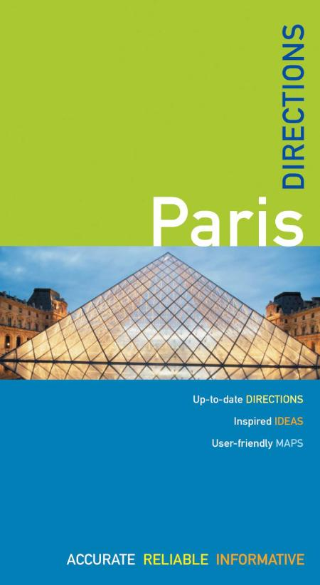Rough Guides Directions Paris 2004