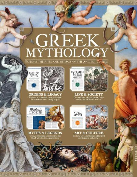 All About History Greek Mythology