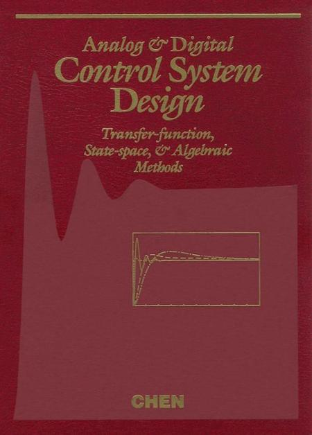 Analog And Digital Control System Design