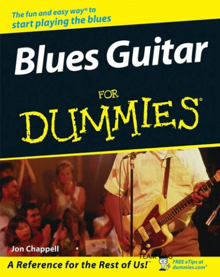 Blues Guitar For Dummies By Jon Chappell 487124