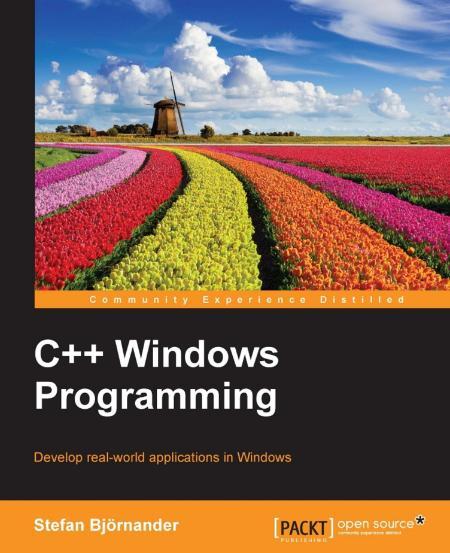 C  ++ Windows Programming 2016