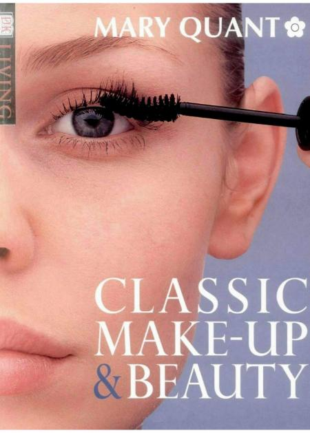 Classic Make Up Beauty Mary Quant Dk Living 1998 Us