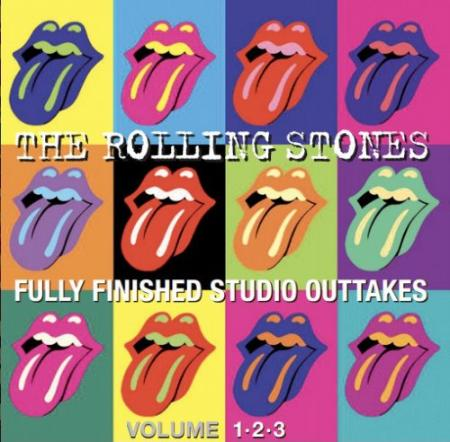 The Rolling Stones - Fully Finished Studio Outtes (3CD) (2021)
