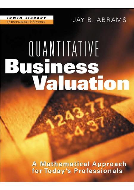 Quantitative Business Valuation1