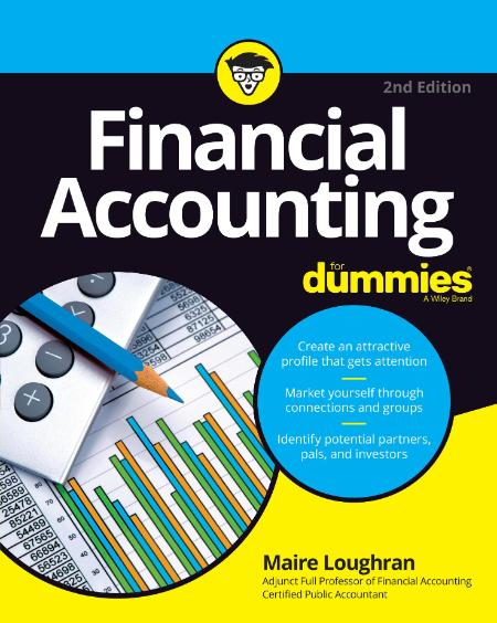 Financial Accounting For Dummies 2021