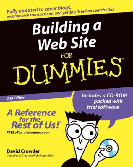 Building A Web Site For Dummies Wiley 2004