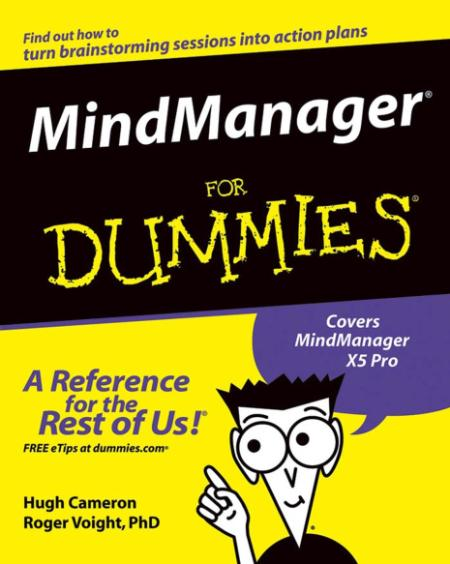 Mindmanager For Dummies John Wiley 2004