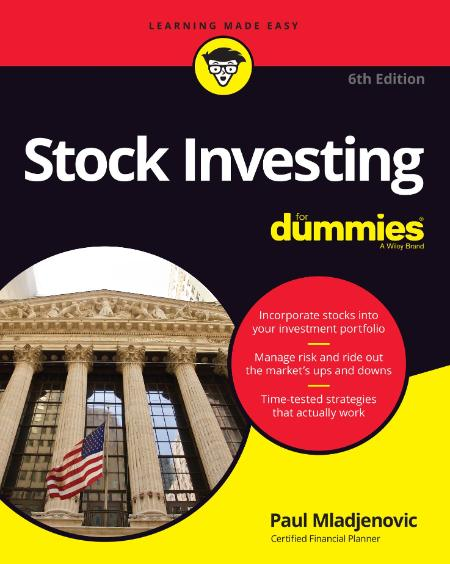Stock Investing For Dummies 2020
