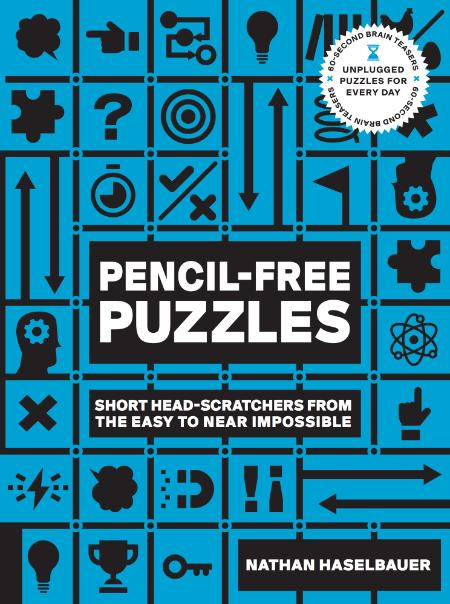 60 Second Brain Teasers Pencil Free Puzzles