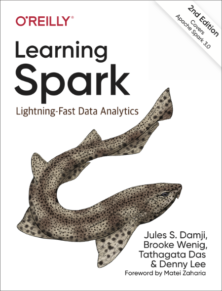 Learning Spark Lightning Fast Data Analytics 2nd Edition