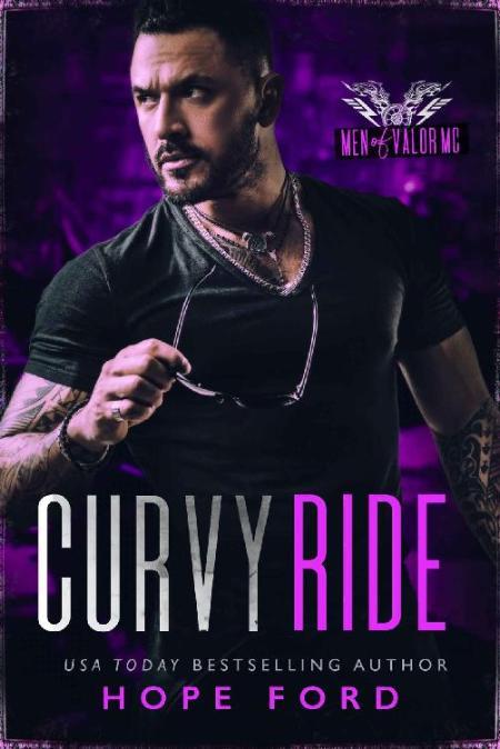 Curvy Ride  An Age Gap Romance - Hope Ford
