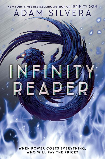 Infinity Reaper - Adam Silvera