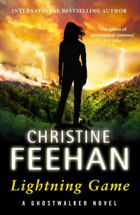 Lightning Game Ghostwalker Novel Book 17 - Christine Feehan